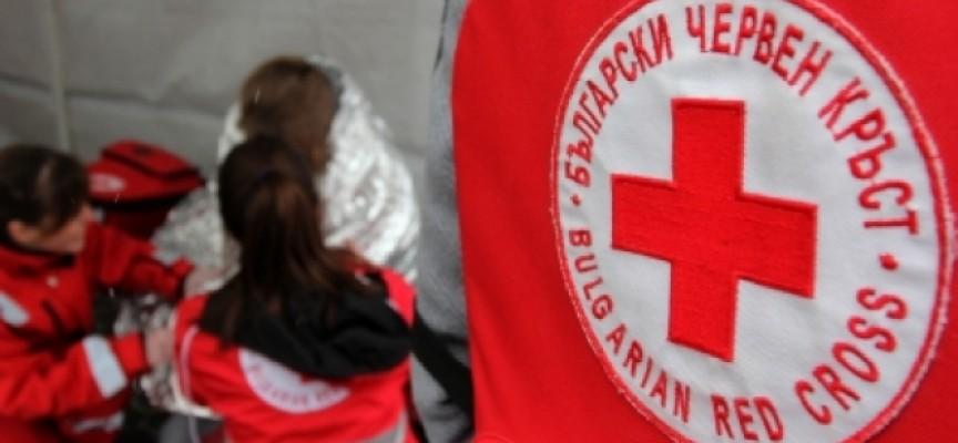 БЧК започва раздаването на хранителните пакети в Пазарджик