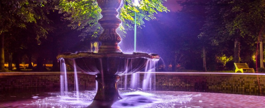Още един талантлив фотограф се включи в конкурса за фонтаните
