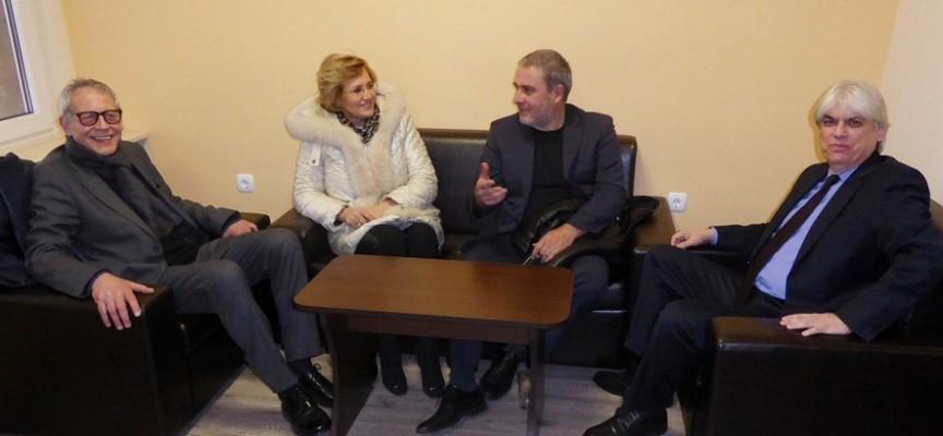 Рашко Младенов посети Регионалния исторически музей в Пазарджик