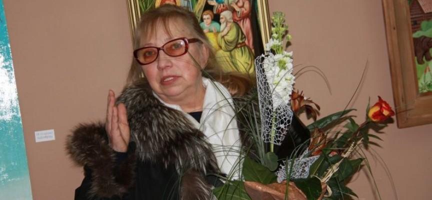 """Светлана Гагова представи първата си самостоятелна изложба в галерия """"Г.Машев"""""""