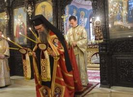 Дядо Николай отслужи архирейска литургия в Пазарджик