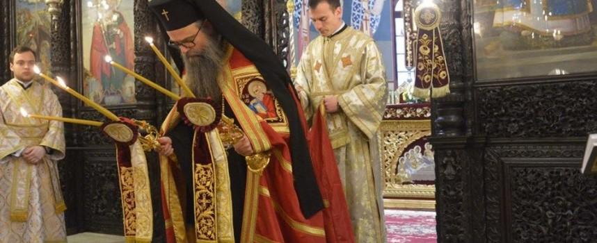 Дядо Николай служи в Пазарджик във втория ден на Рождественските празници