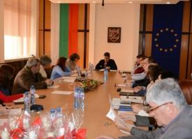 Кметът Тодор Попов обяви старт на кампанията за местни данъци и такси