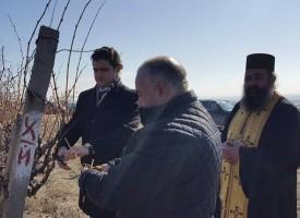 Кметът на Стрелча Стойно Чачов заряза в масивите между Блатница и Смилец