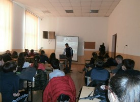 В Пазарджик: Ученици с открит урок за биоразнообразието