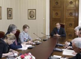 Ден преди да дойде в Пазарджик посланик Макаров се срещна с президента Радев