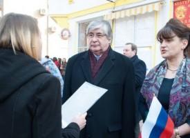 Анатолий Макаров: Впечатлен съм от Пазарджик и вашите деца