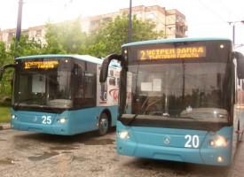 В събота: Правят профилактика на тролейбусната мрежа, промени в разписанието