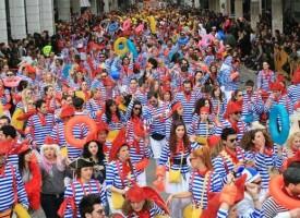 Маршрути: Ксанти кани на карнавал утре