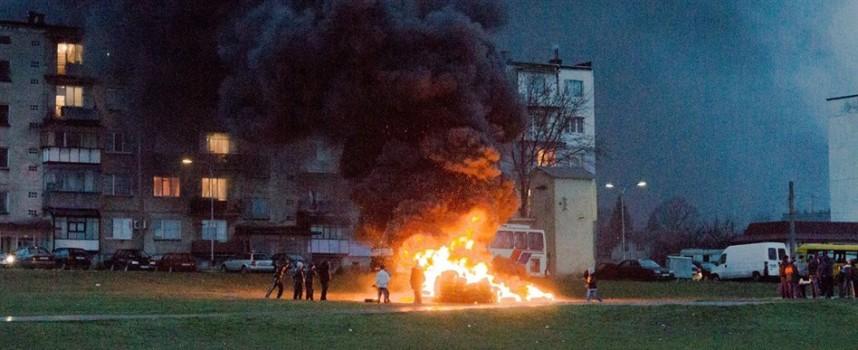 Кметът на Брацигово забрани паленето на гуми на Сирни заговезни