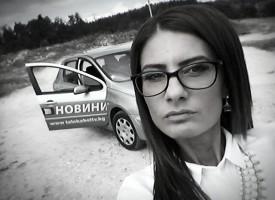 Журналистка спипа крадец в магазина си