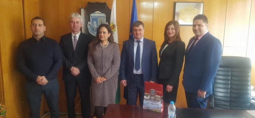 Посланикът на Египет посети Велинград