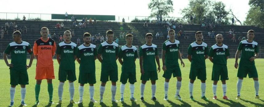 Компромис: Хебър и Марица ще играят в Калугерово