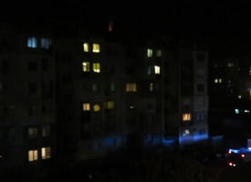 "Пожарникари гасиха снощи комин на ул. ""Янтра"""