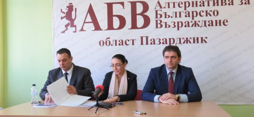 Трендафил Величков води листата на коалиция АБВ – Движение 21