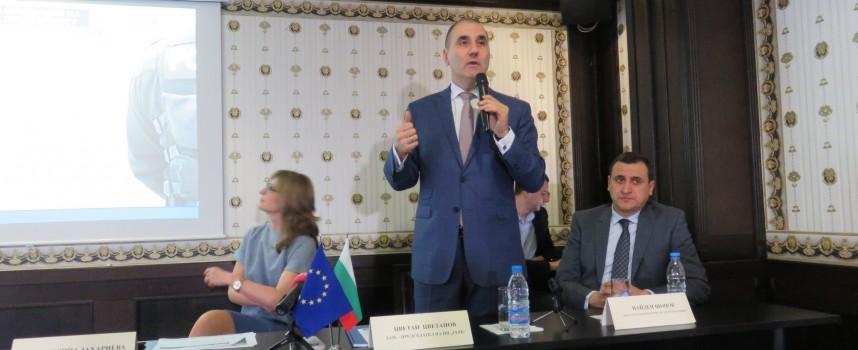 В неделя: Цветан Цветанов ще посети област Пазарджик