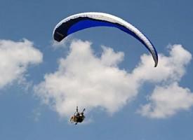 Край Калугерово вдигнаха българското знаме в небесата