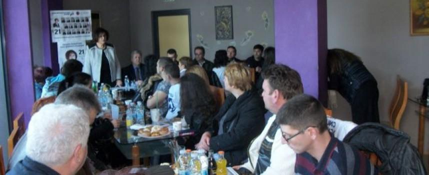 Бойка Маринска: Реформаторски блок със сигурност влиза в парламента