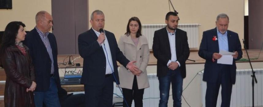 """Кандидатите на Коалиция """"БСП за България"""" представиха мерки за насърчаване на земеделските производители"""