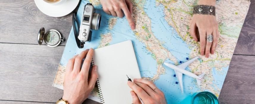 Дрескод: Пътуване