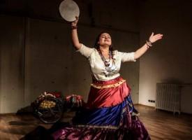 В театралния маратон: Двуезичен спектакъл на ромска тематика