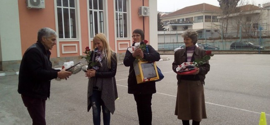 Белово: Живка Мигарова от Момина клисура е първа в турнира по шофиране