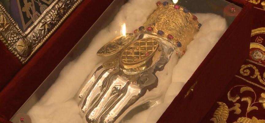 Брацигово посреща мощите на Св. Лука Симферополски