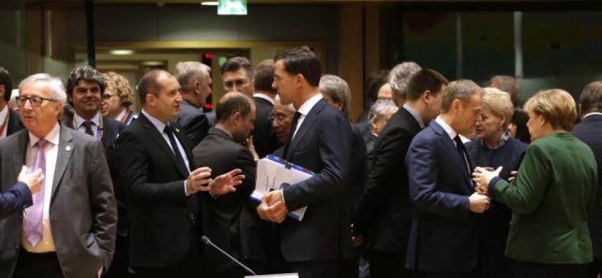 Държавният глава Р.Радев: Няма как едно и също тяло да се движи на две скорости