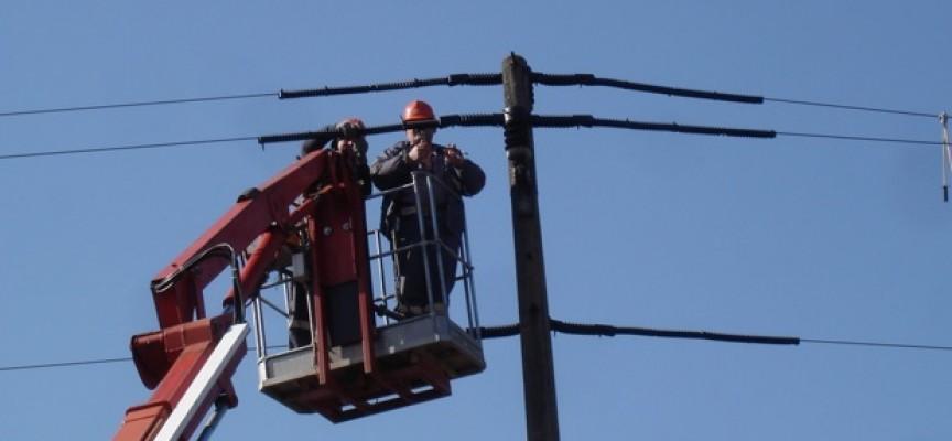 71 дежурни екипа ще осигурят бърз ремонт ако има аварии при електрозахранването