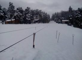 Зимата все още се спотайва в планината, вижте