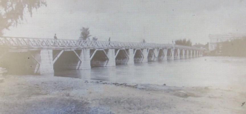 Първият мост над Марица в Пазарджик е строен през 1794 г.