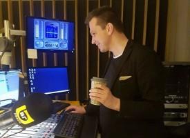 Атанас Стоянов от БГрадио ще бъде водещ на Благотворителния бал във вторник