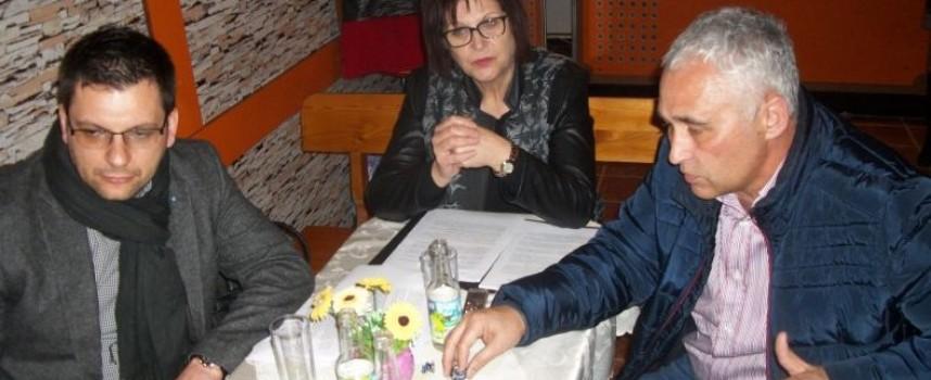 Бойка Маринска във Ветрен: Ще настояваме парите за образование да бъдат с 1 милиард повече