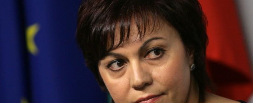 Във вторник: Корнелия Нинова идва в Пазарджик