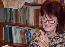 Поетесата Виктория Иванова гостува в Библиотеката