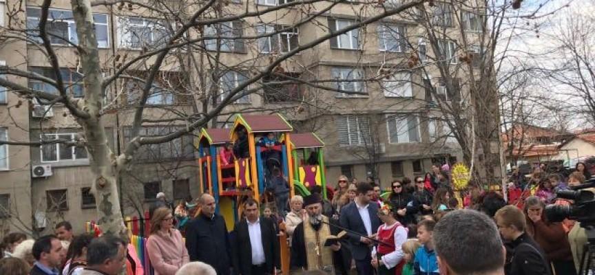 Цветан Цветанов в Септември: Силата на ГЕРБ е в постигнатите реални резултати в цяла България