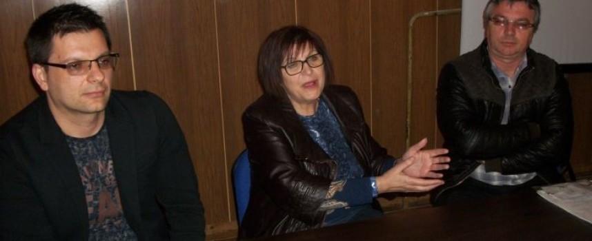 БОЙКА МАРИНСКА В ЛЕСИЧОВО: Влизането на Реформаторски блок в парламента гарантира дясно-центристкото управление