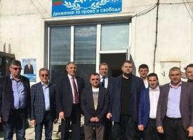 ДПС закри предизборната си  кампания  в Сърница