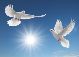 Благовещение е, празнувайте и се радвайте