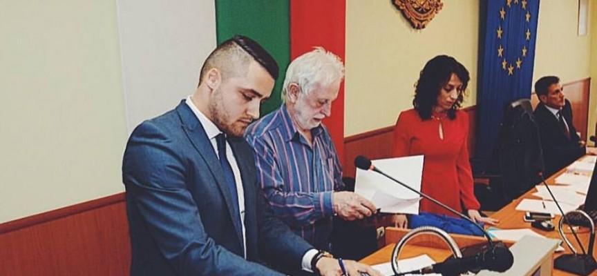 Александър Иванов влиза в Общинския съвет на мястото на д-р Темнилов