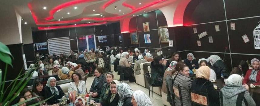 Кандидат – депутатите от ДПС събраха дамите в Сърница за празника 8 март