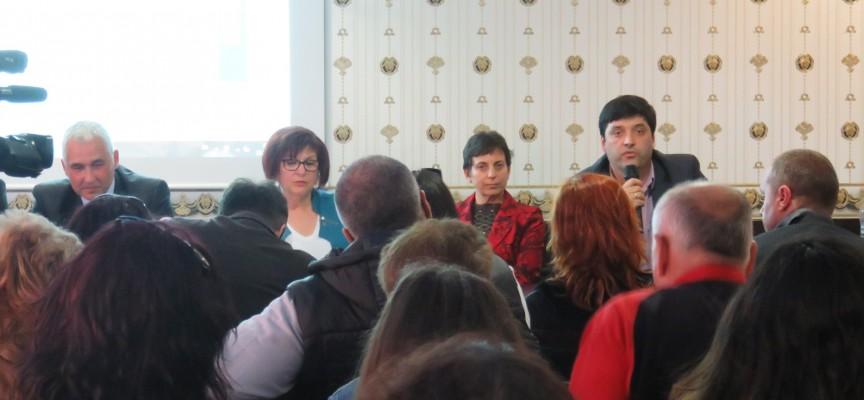 Бойка Маринска: Реформаторите са автентичното дясно