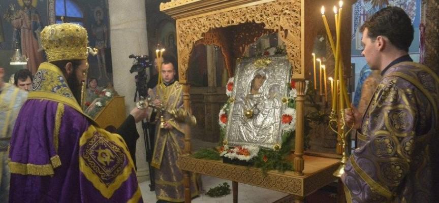 Ето как посрещнаха мощите на Св.Лука и Златната ябълка в Брацигово
