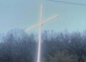 Симеоновец се сдоби с християнски кръст