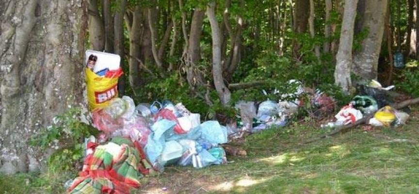 Стрелчани си мятат боклука край града, а кой да го вдигне от там?
