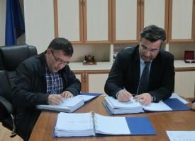 Асоциацията по ВиК в областта подписа договор с пазарджишкия ВиК оператор