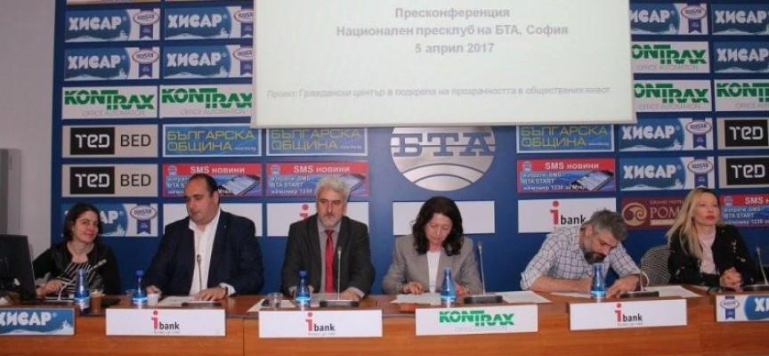 РИОСВ и община Панагюрище първи по прозрачност в областта