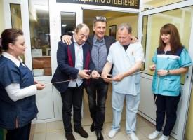 """Ново отделение отвори врати в МБАЛ """"Хигия"""" в Деня на здравето"""