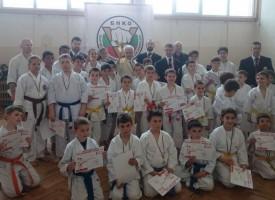 """""""Тонус спорт"""" взе девет медала на състезание в Пловдив"""