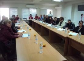 БЧК направи обучителен семинар в Пазарджик